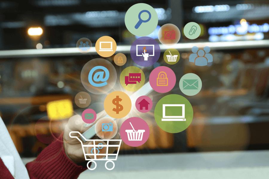 Kurier dla sklepu internetowego